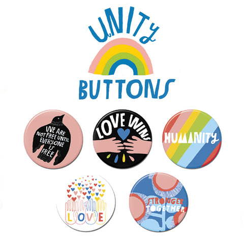 Unity Buttons • Pack #1