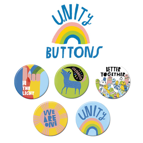 Unity Buttons • Pack #2
