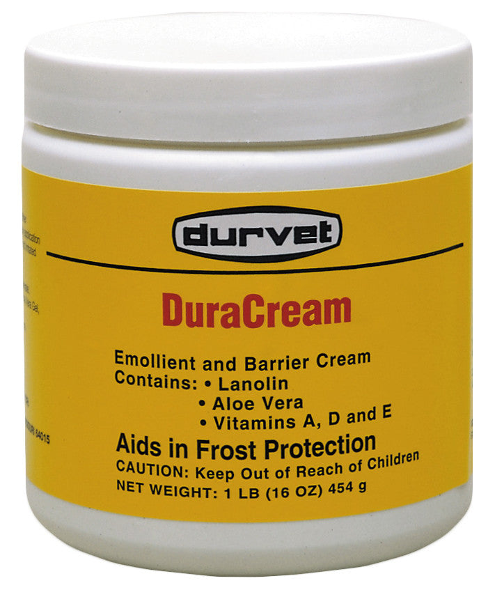Duracream Emollient & Barrier Cream 16Oz Tub