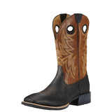 Men's Ariat Heritage Cowhorse Wide Square Toe Boot