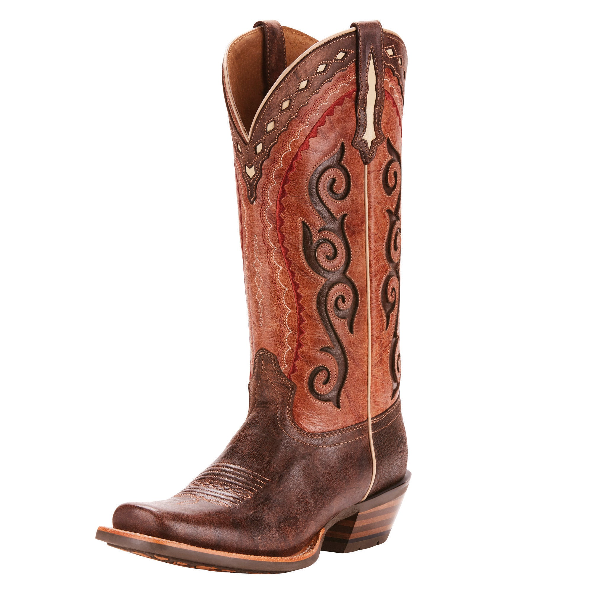 Ariat Womens Cowtown Cutter Western Boots