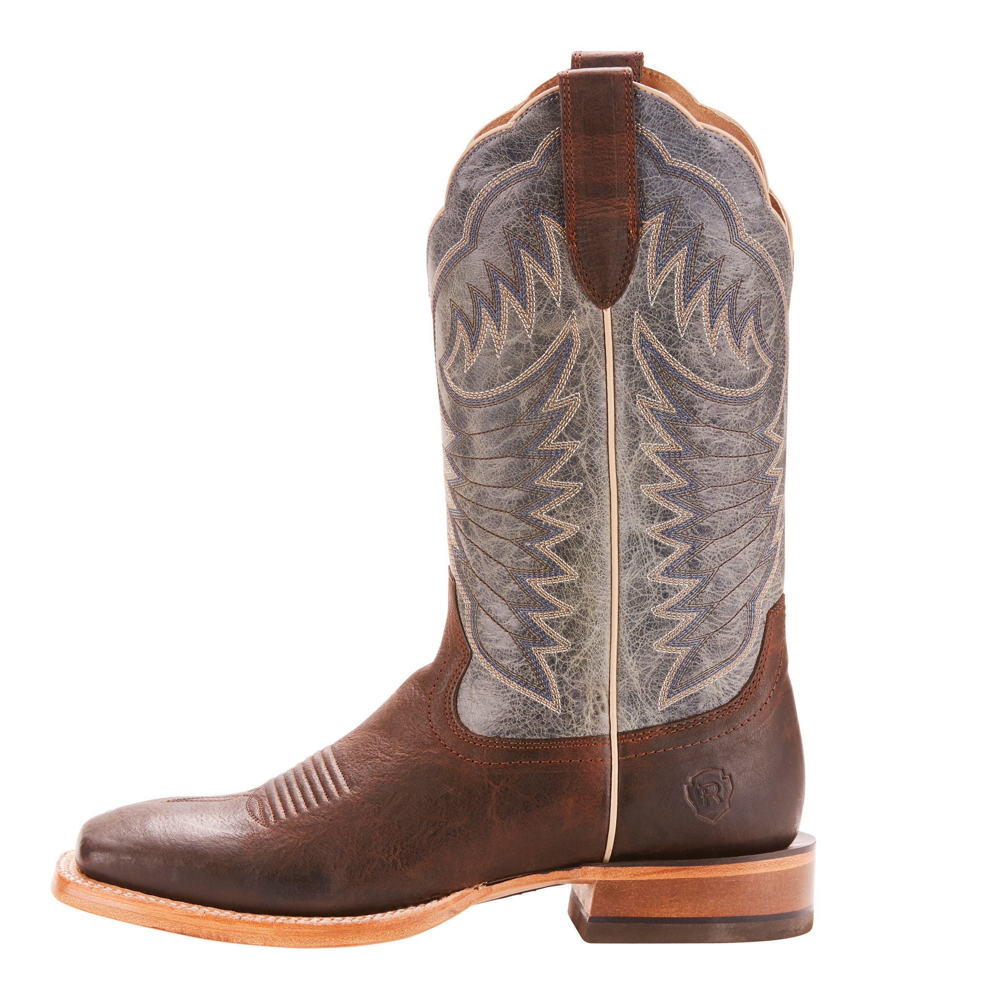 Men's Ariat Relentless Record Breaker Wide Square Toe Western Boot