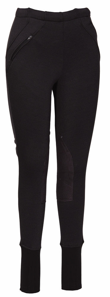 Ladies & Children's TuffRider Unifleece Pull-On Winter Breeches