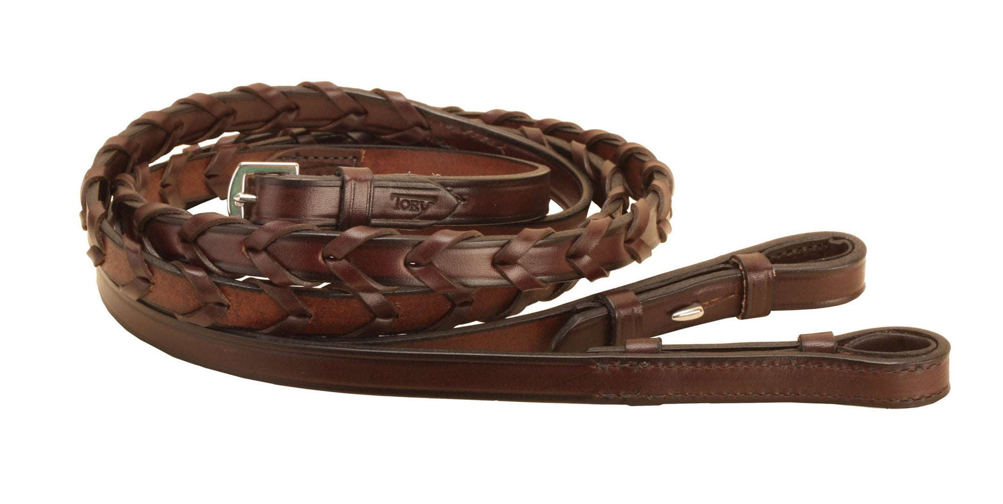 Tory Leather Pony Laced Reins