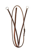 Tory Leather Cob Round Raised Running Martingale