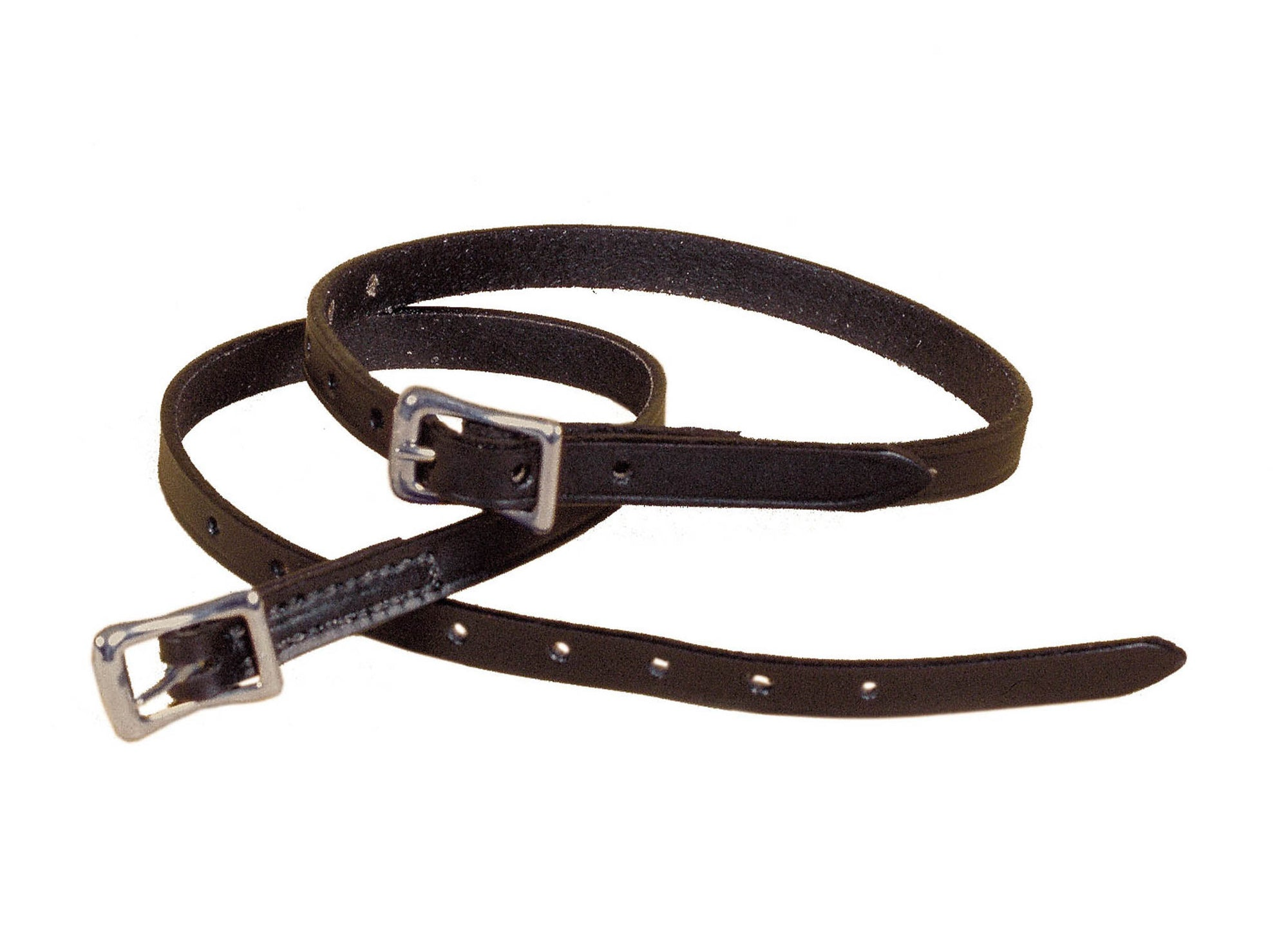 Tory Leather Child English Spur Strap w/ Double Keepers