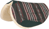 Mustang 30″ x 30″ Sierra Herculon Barrel Pad with Fleece Bottom