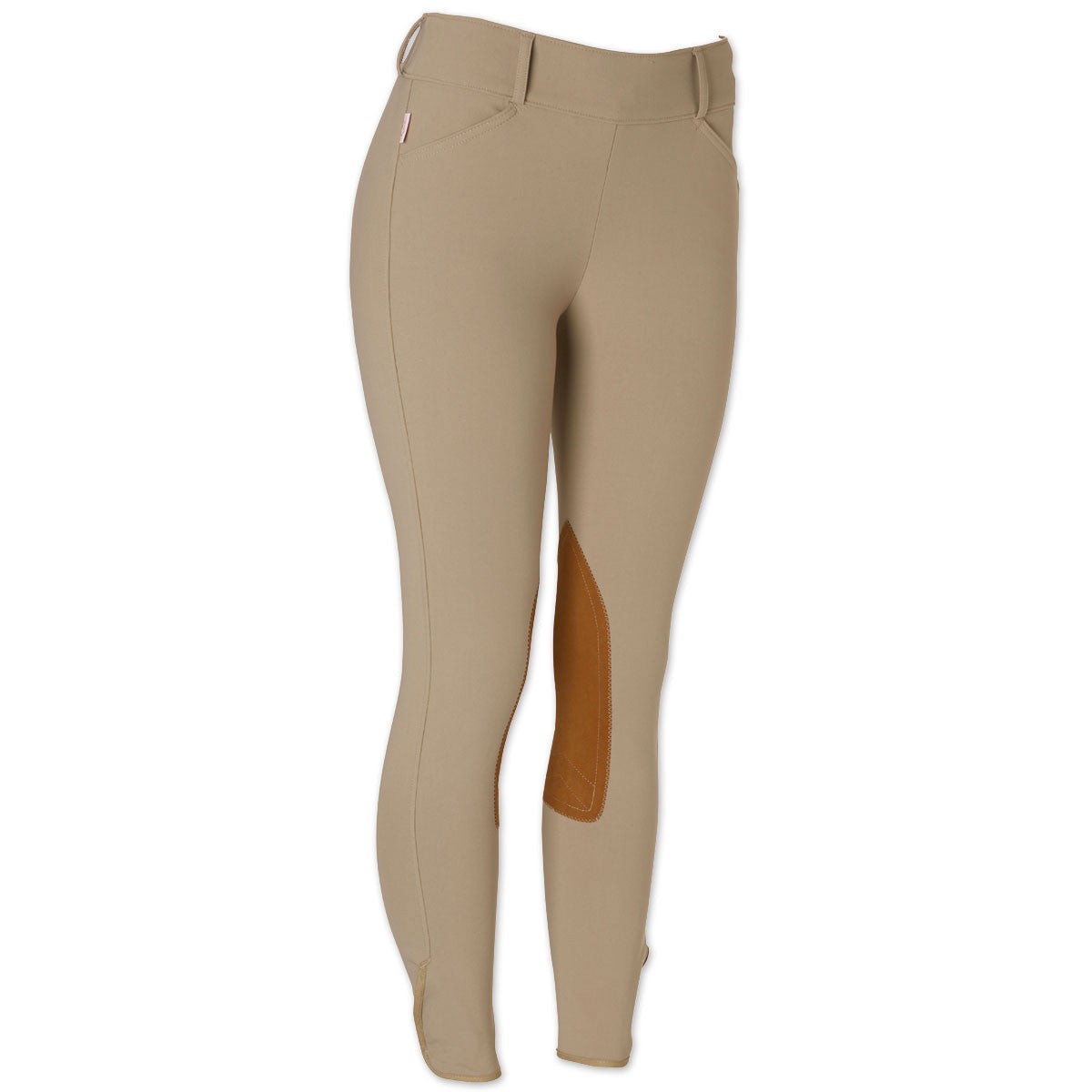 Ladies' Tailored Sportsman Trophy Hunter Mid-Rise Side-Zip Breeches - Style 1964