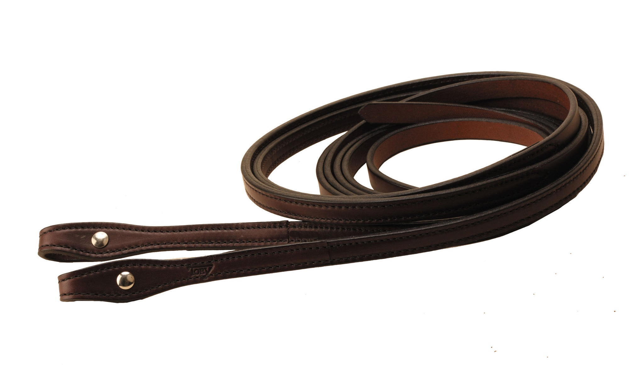 Tory Leather Split Bridle Leather Reins