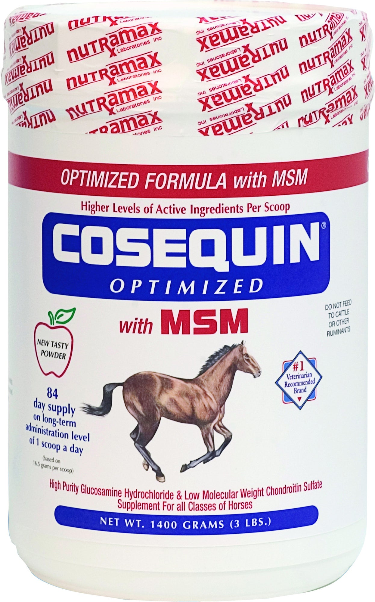 Cosequin Optimized Msm Joint Supplement For Horses