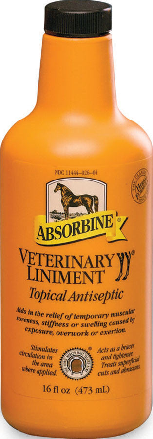 Absorbine Veterinary Liniment Topical Antiseptic