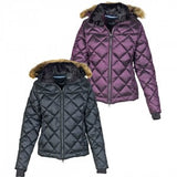 Ovation® Briana Jacket with Hood