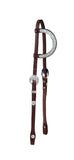 Oklahoma Silver One Ear Full Ear Piece Headstall