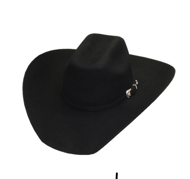 Dallas Hats Kid's Maverick Felt Hat