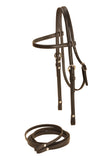 Pony Size Browband Headstall and Reins