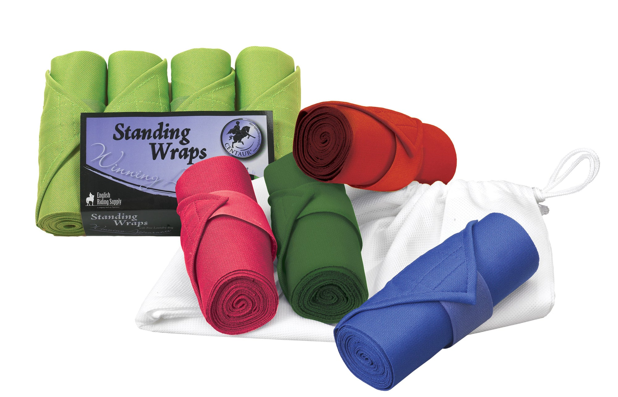 Poly Standing Wraps 5Inx12Ft