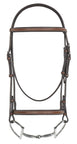 Rodrigo Pessoa® Fancy Raised Padded Bridle w/o reins