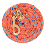 Weaver Poly Lead Rope with a Solid Brass 225 Snap