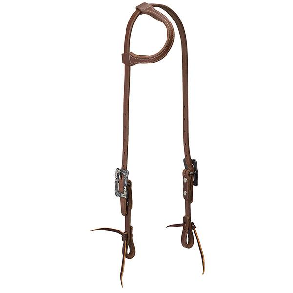 "ProTack 5/8"" Sliding Ear Headstall"