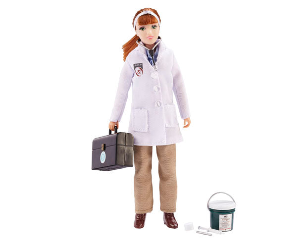 "Breyer Laura - Veterinarian 8"" Figure"