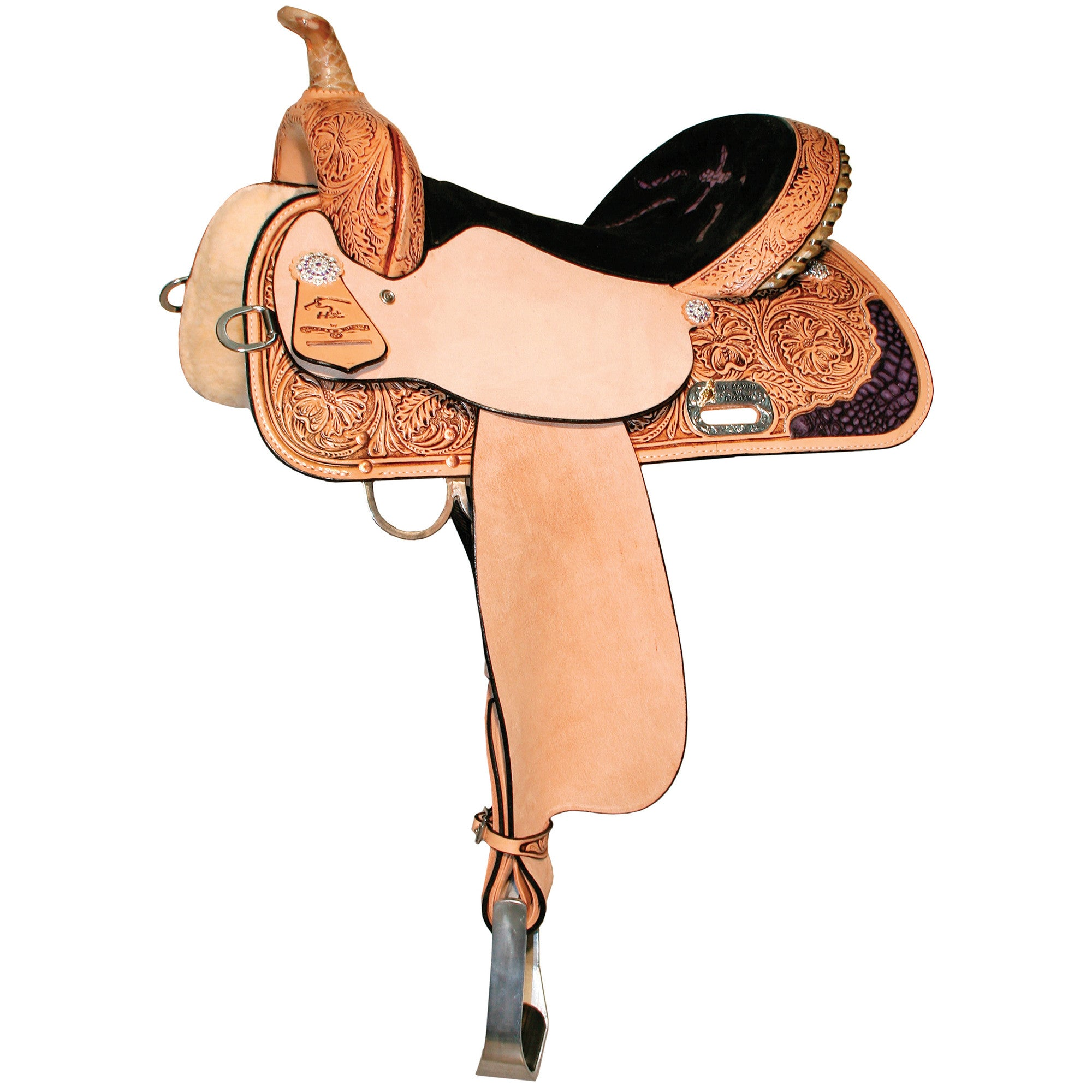 Proven Aurora Barrel Saddle