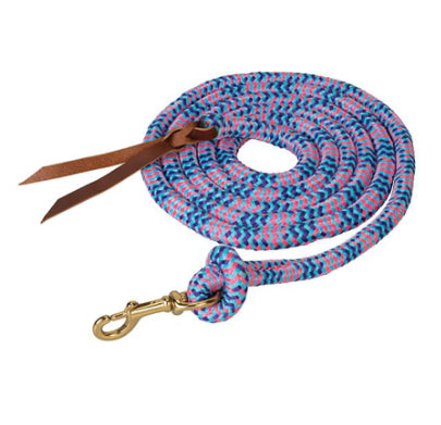 Weaver Poly Cowboy Lead with Snap