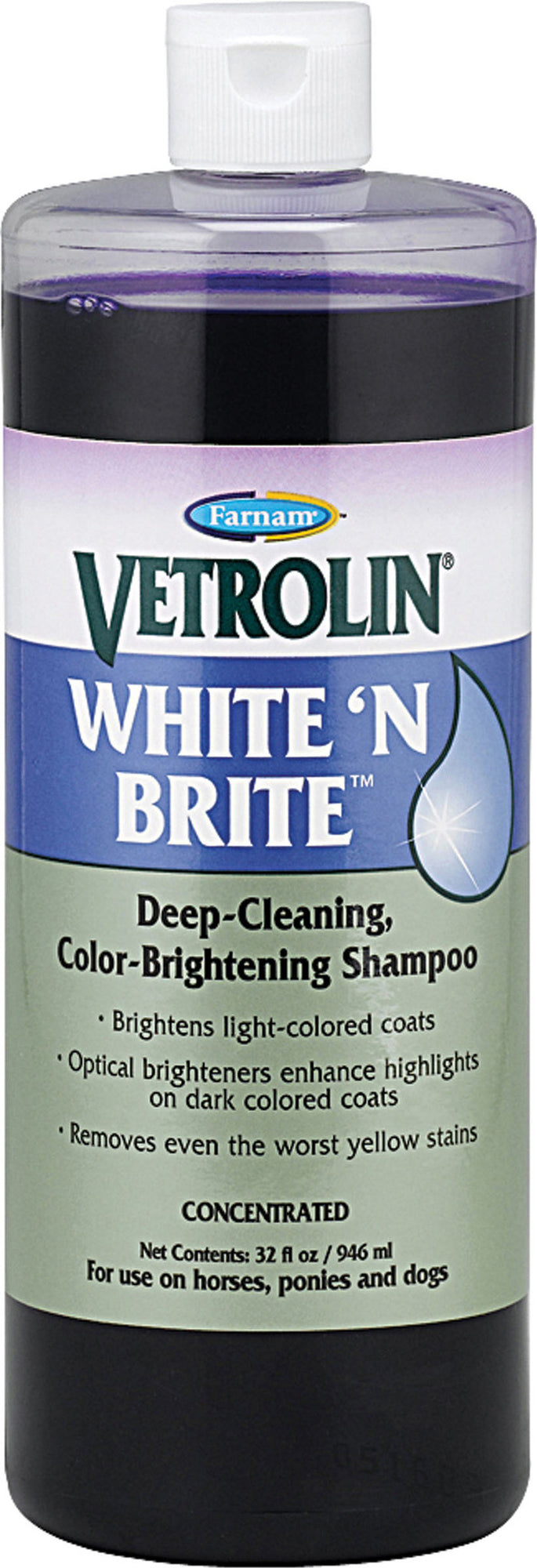 Vetrolin White N Brite Color Brightening Shampoo