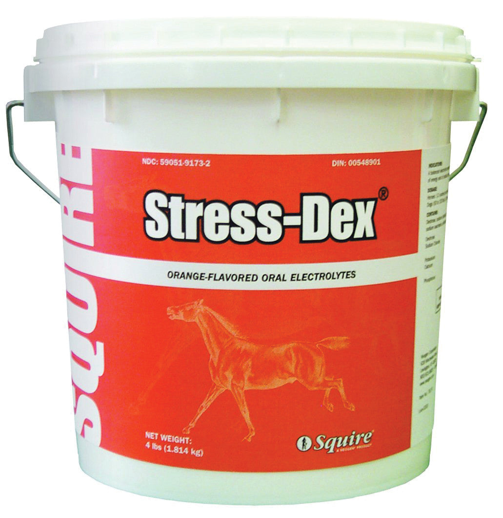 Squire Stress-Dex Oral Electrolyte For Horses