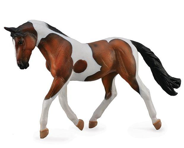 Breyer CollectA Bay Pinto Mare