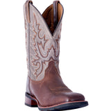 Men's Laredo Cowboy Approved Heath Leather Boot