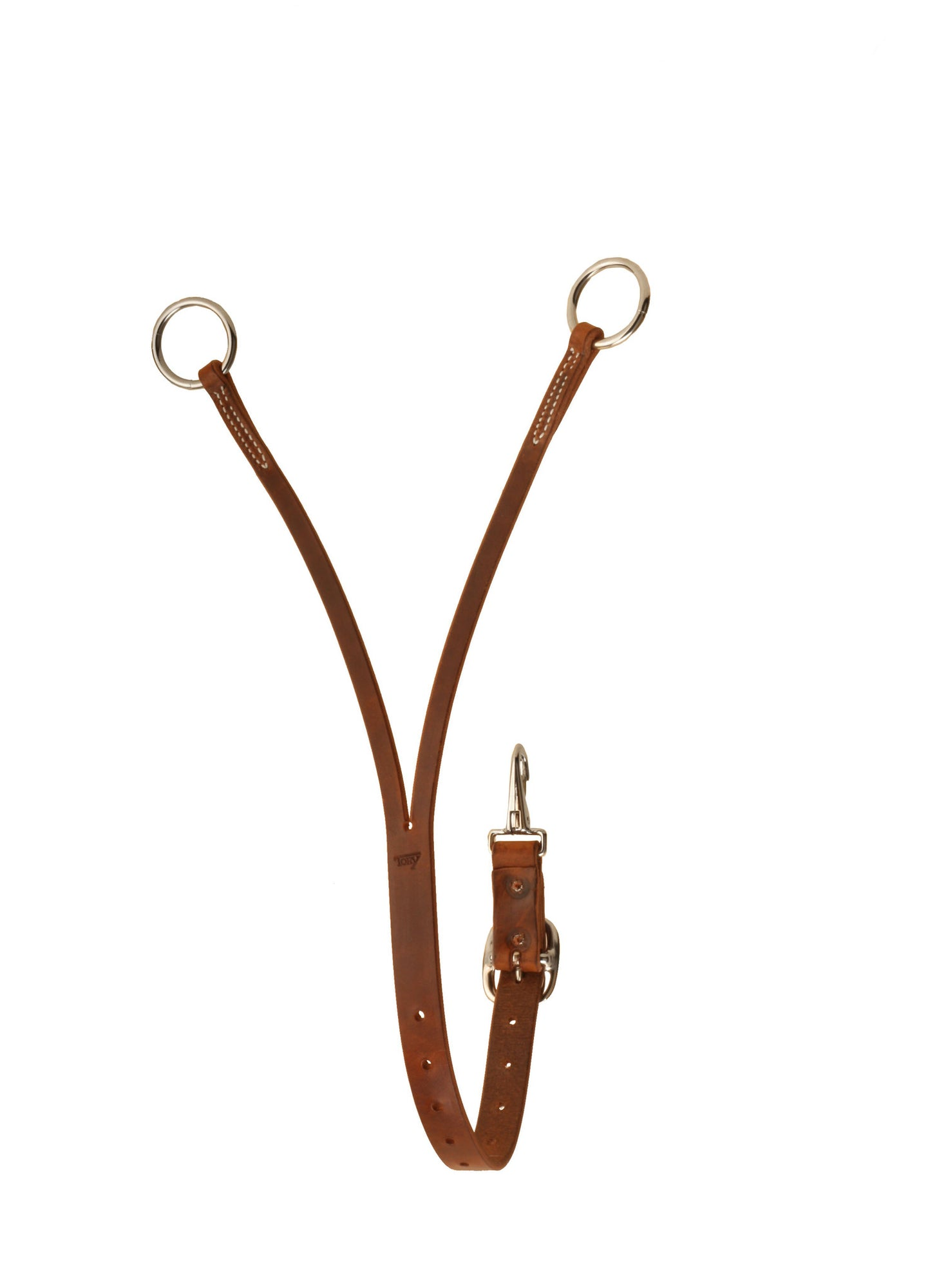Harness Leather Long Training Fork
