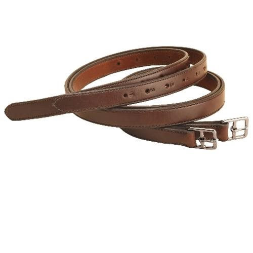 Deluxe Lined Stirrup Leather