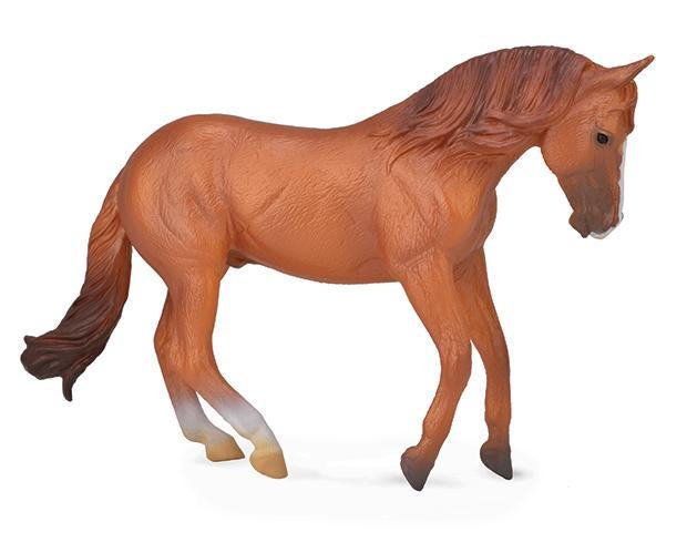 Breyer CollectA Chestnut Australian Stock Horse Stallion