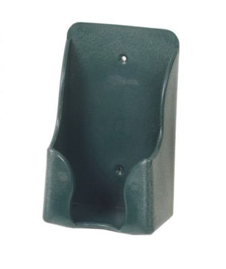 Plastic SM SQ Salt Blk Holder
