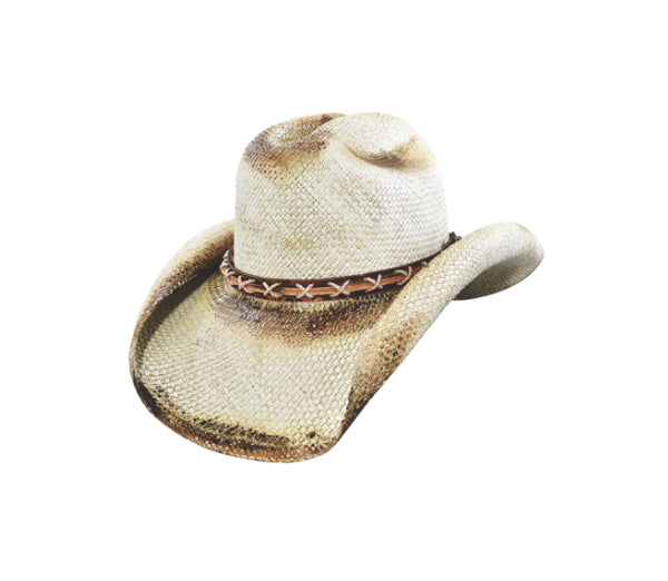 Dallas Hats Dale Hand Braided Panama Straw Hat