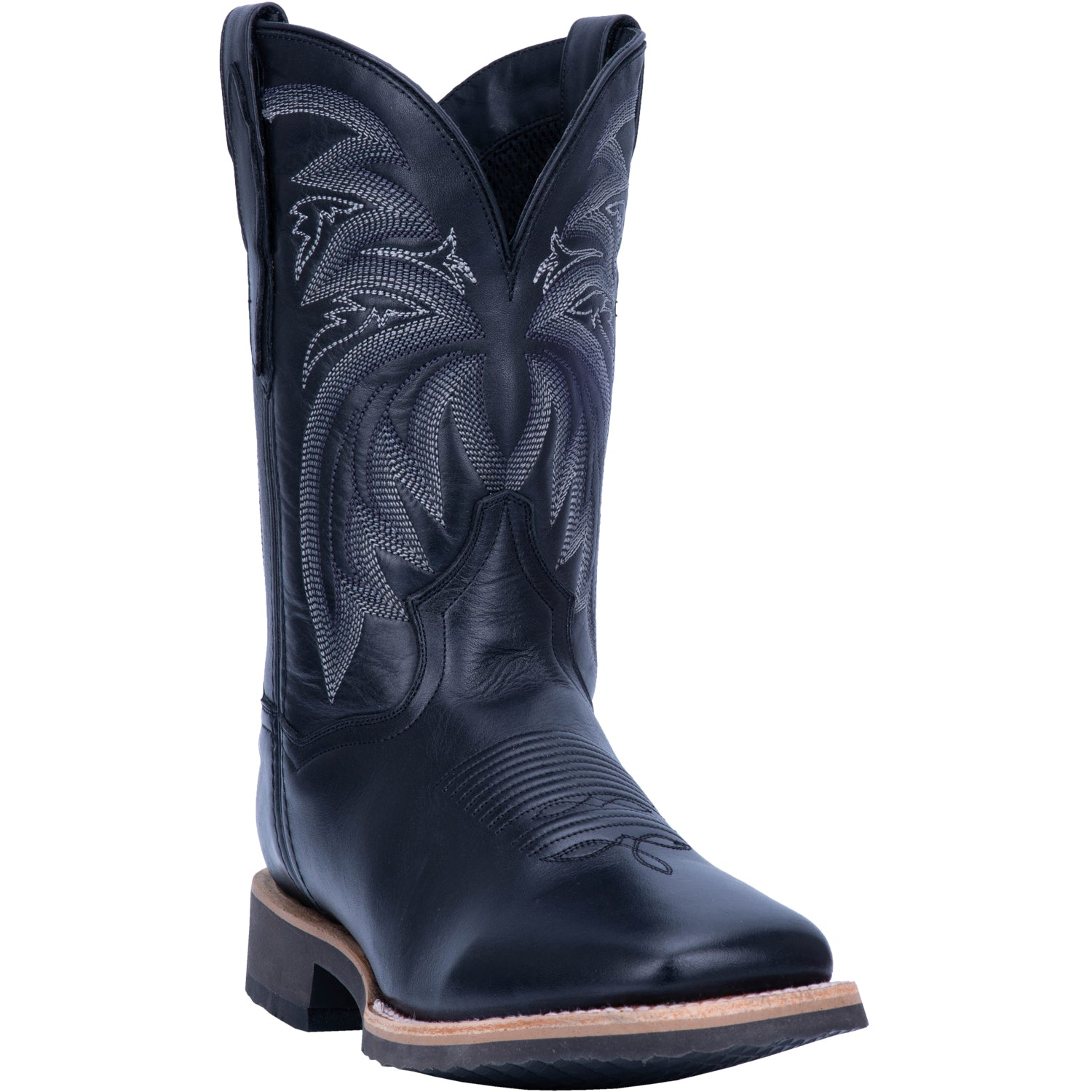 Men's Dan Post Black Dagger Boot