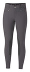 Grey breeches with darker grey kneepatches
