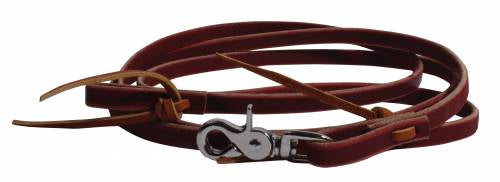 Professional's Choice Roping Rein with Waterloops 5/8""