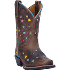 Children's Dan Post Starlett Wide Square Toe Boot