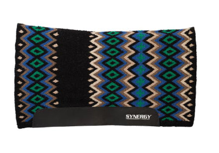 Weaver Synergy® Natural Fit Saddle Pad Wool Blend Felt Liner