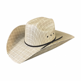 Dallas Hats Lasso 1 Traditional Cowboy Straw Hat