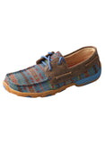 Women's Twisted X Driving Mocs-Multi Pattern/Bomber