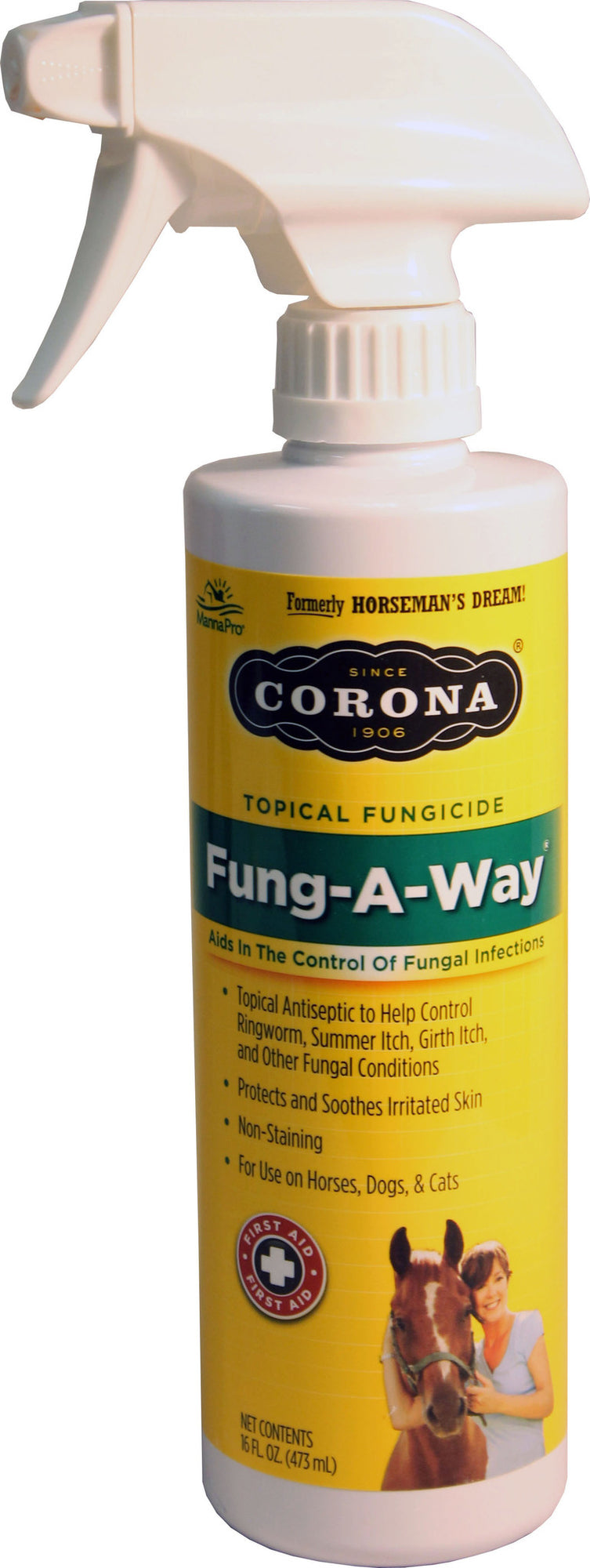Corona Fung-A-Way Fungicide Solution