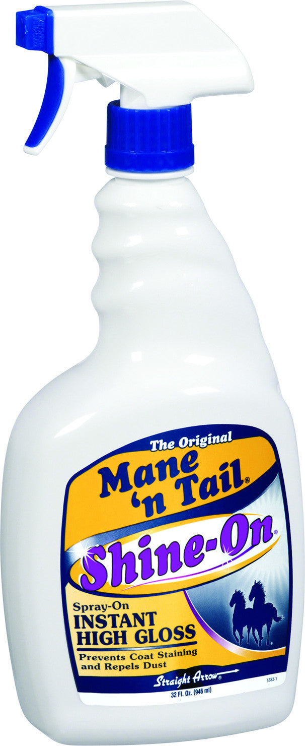Mane 'N Tail Shine-On For Horses
