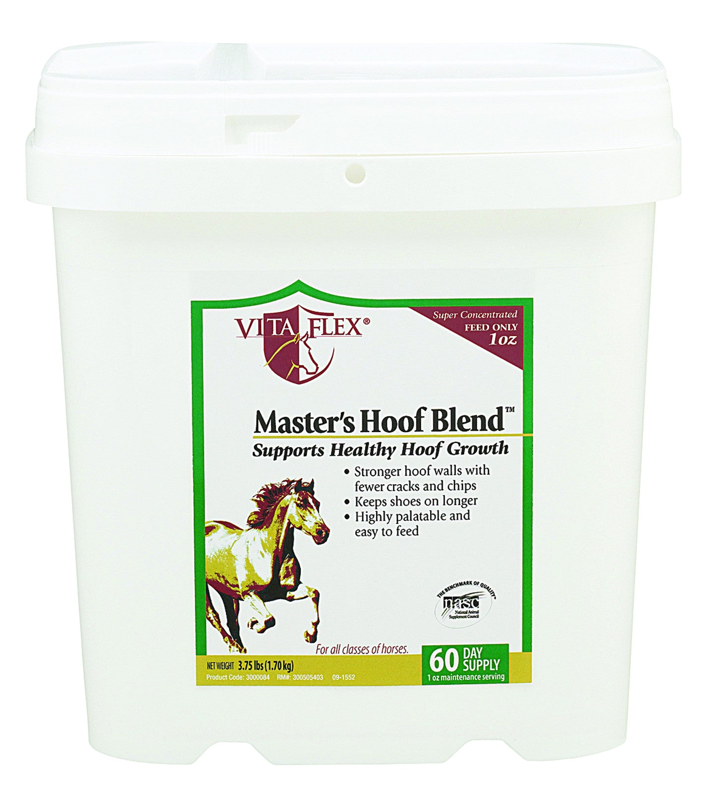 Master'S Hoof Blend Hoof Health Formula For Horses