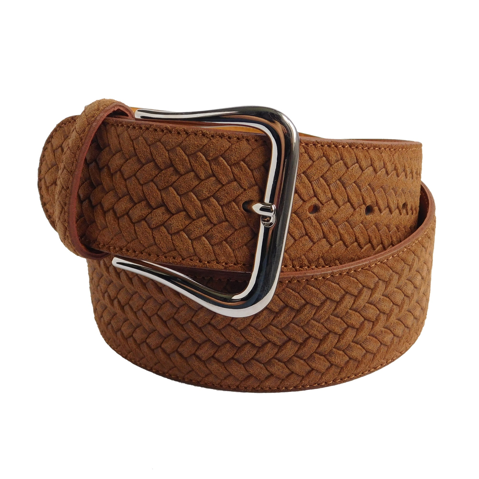 Tailored Sportsman Braided Belt