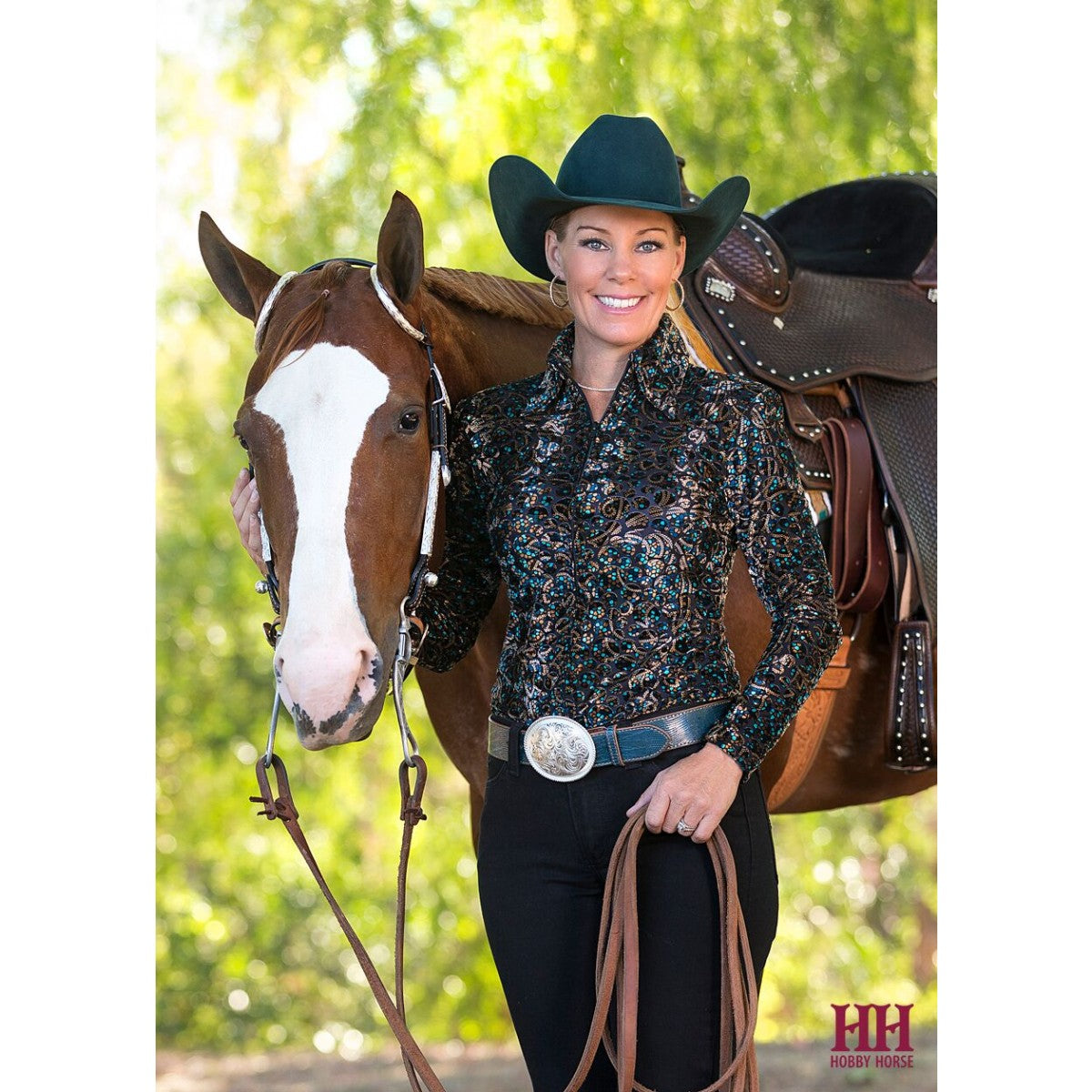 Ladies' Hobby Horse Prudence Show Blouse - Limited Edition