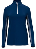 Ladies' Tailored Sportsman ICEFIL Zip Shirt
