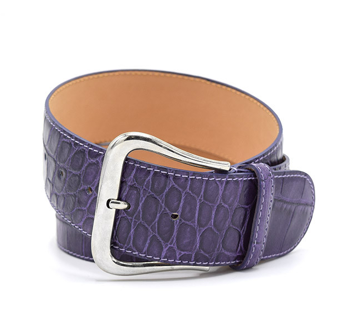 Tailored Sportsman Croc Belts