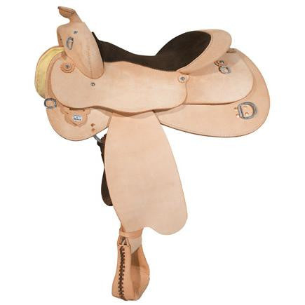 Roughout Trainer Saddle